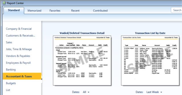 Working with QuickBooks and LGL - Little Green Light